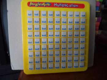 Magic Math Multiplication