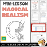 MAGICAL REALISM MINI-LESSON   An Introduction in Genre