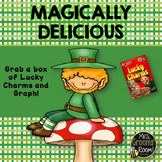 MAGICALLY DELICIOUS:  GRAPHING LUCKY CHARMS