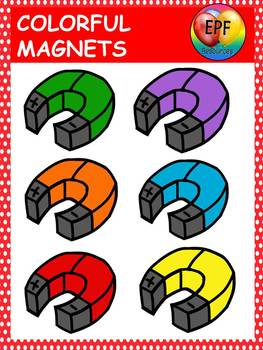 MAGNET clip art (FREE)