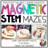 MAGNETIC CANDY STEM MAZES
