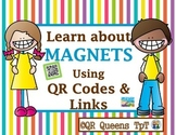 MAGNETS using QR CODES and LINKS Listening Center