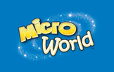 MAGNIFIED MICROWORLD IMAGES POWERPOINT