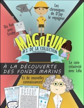 MAGaFUN 1 - À la découverte des fonds marins
