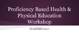 MAHPERD Workshop  2017
