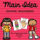 MAIN IDEA Graphic Organizers