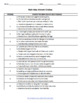 MAIN IDEA TASK CARDS: 20 ACTIVITIES: GRADES 3 - 6