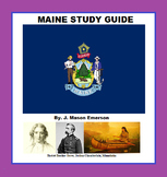 MAINE STUDY GUIDE