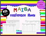 MAISA conferencing