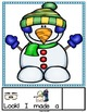 WINTER BUILD A SNOWMAN-ADAPTED BOOK