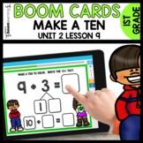 MAKE A TEN (8 & 9) BOOM CARDS