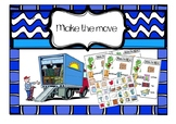 MAKE THE MOVE (VOCABULARY: HOUSE AND FURNITURE)