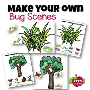 MAKE YOUR OWN BUG SCENE