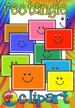 MAKE YOUR OWN RECTANGLE CLIP ART ( 50% off for 24 hours)