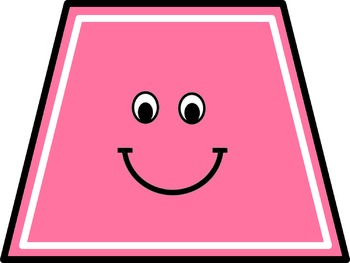 MAKE YOUR OWN TRAPEZOID CLIP ART ( 50% off for 24 hours)