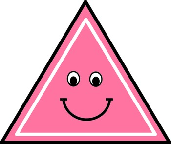 MAKE YOUR OWN TRIANGLE CLIP ART (FREE PREVIEW PAGE)