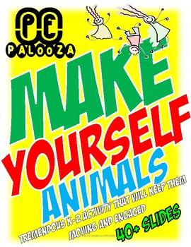 MAKE YOURSELF - ANIMALS