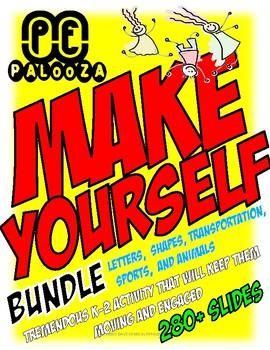 MAKE YOURSELF - BUNDLE