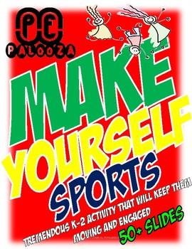MAKE YOURSELF - SPORTS