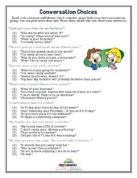 MAKING CONVERSATION (1)