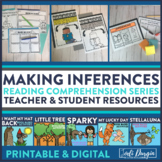 MAKING INFERENCES BUNDLE read aloud lessons and activities
