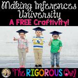 Making Inferences Craftivity FREEBIE!