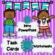 MAKING INFERENCES:  PowerPoint, Task Cards, Worksheets