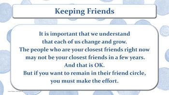 MAKING & KEEPING FRIENDS No Prep SEL LESSON 3 Videos Social Skills PBIS MTSS