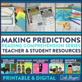 MAKING PREDICTIONS BUNDLE read aloud lessons and activities