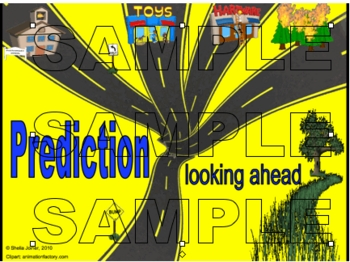 MAKING PREDICTIONS/DRAWING CONCLUSIONS POSTER