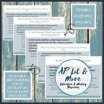 MLA Citations PowerPoint