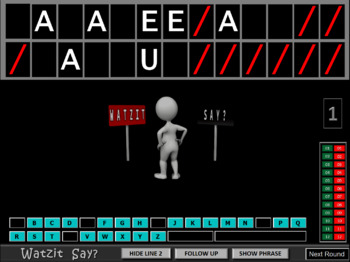 MAMMALS  -  A Watzit Say? Game (Evaluation Version)