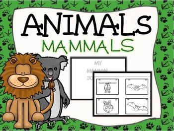 Mammal Interactive Journal