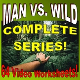 MAN VS WILD - EVERY ADVENTURE SUPER BUNDLE - (64 Video Sheets & More!)