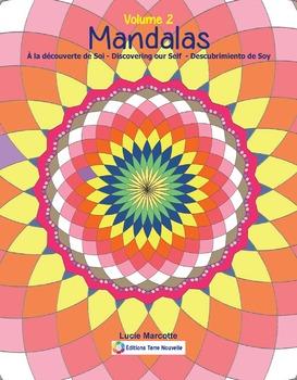 MANDALAS   Volume 2 - Volumen 2