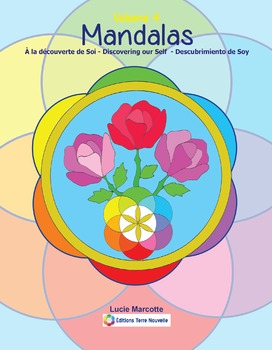 MANDALAS  Volume 4 - Volumen 4