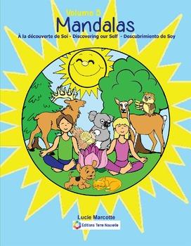 MANDALAS   Volume 5 - Volumen 5