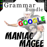 MANIAC MAGEE Grammar Comma Conjunction Preposition (Digital Distance Learning)