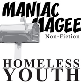 MANIAC MAGEE Homeless Youths Nonfiction