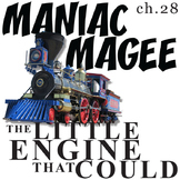 MANIAC MAGEE Little Engine that Could Literary Connection