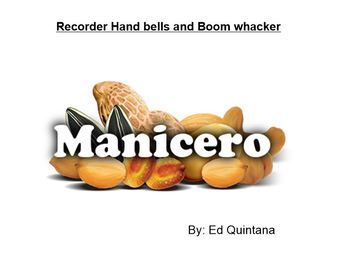 MANICERO FOR RECORDERS