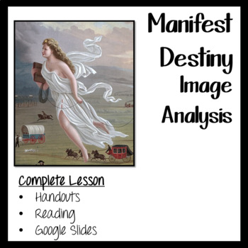Manifest Destiny Activity