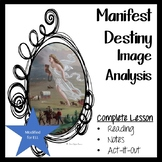 MANIFEST DESTINY IMAGE ANALYSIS modified for ELL