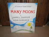 MANY MOONS by James Thurber  NEW Softcover Copy