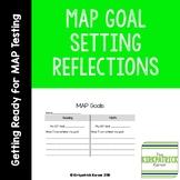 MAP Goal Setting Reflection