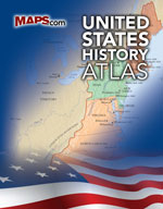 Maps.com United States History Atlas
