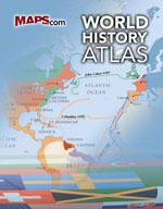 Maps.com World History Atlas