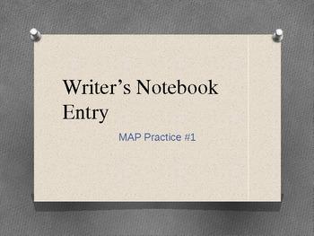 MAP Practice Powerpoint #1
