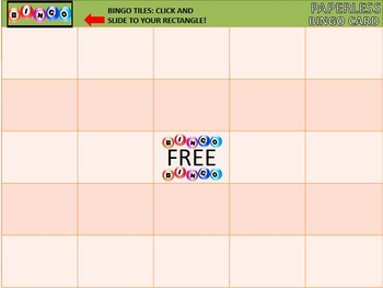 MAP TEST READING VOCABULARY GAME - Real Bingo FREE GAME PREVIEW 141-170)