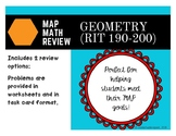 MAP Test Review: Geometry 190-200